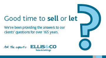 Ellis & Co - good time to sell or let?