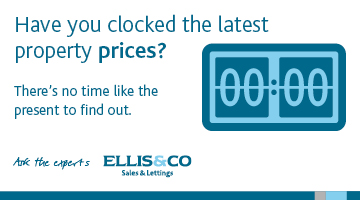 Ellis & Co - Have you clocked the latest property prices?