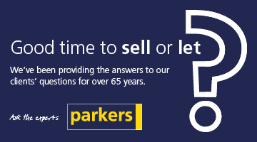 Parkers - good time to sell or let?