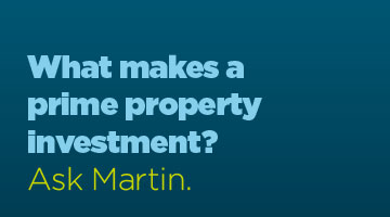 what makes a prime property investment