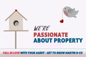 Passionate about property (birds)