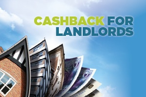 Cashback for landlords